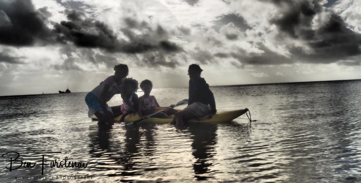 Local paddle