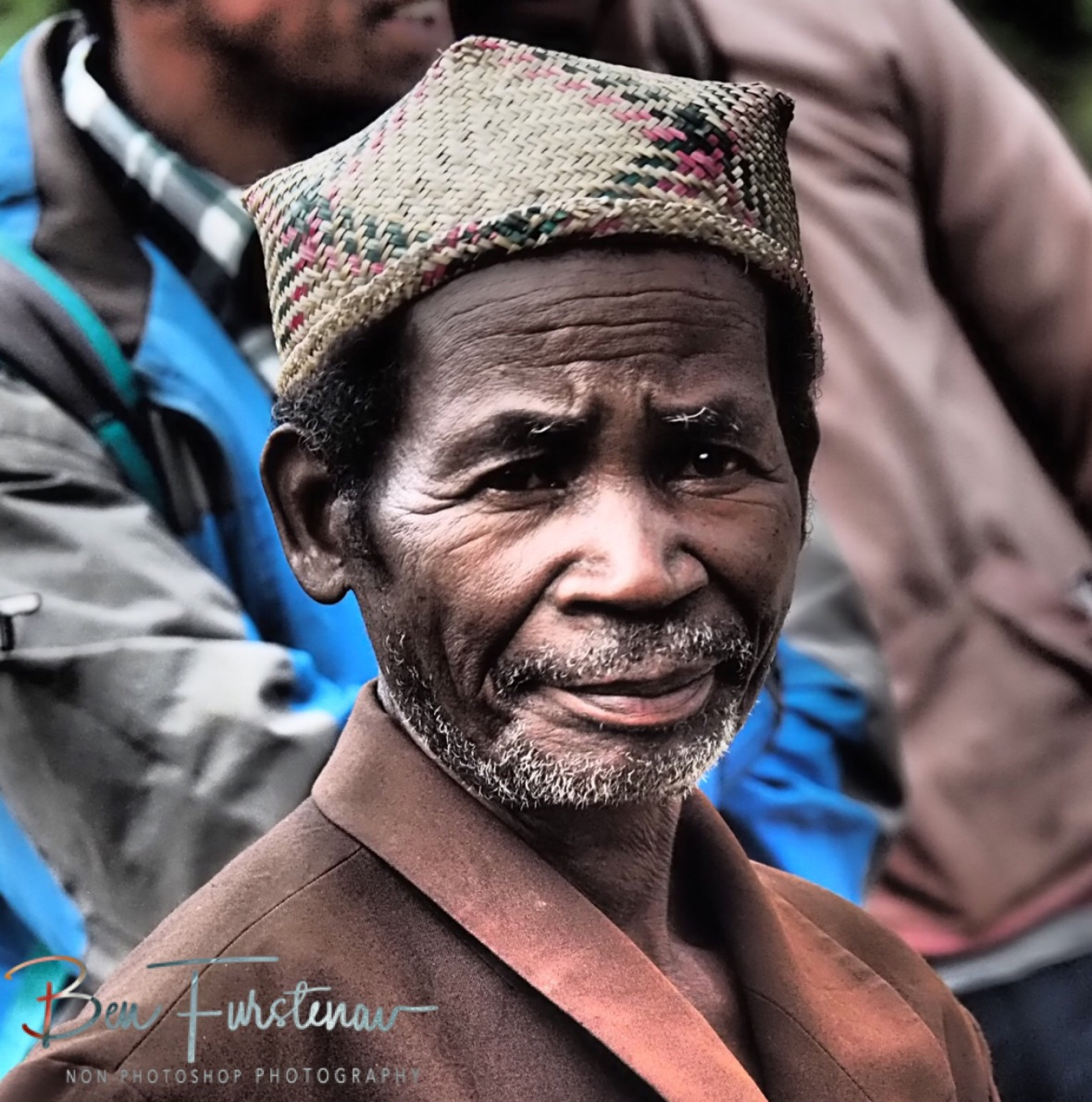 One of the few elders