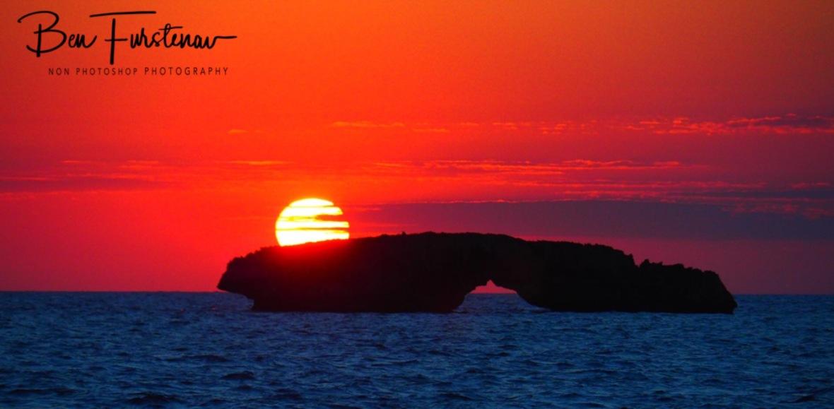 Sunset over Andavadoka