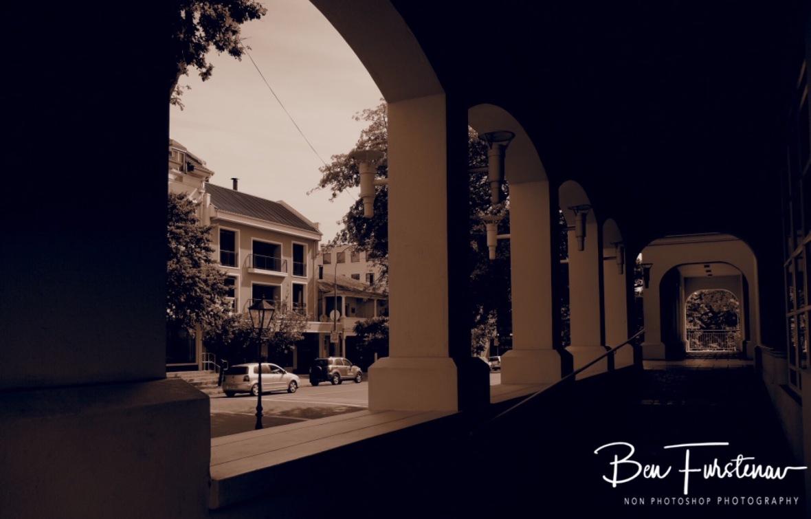 Historic buildings in Stellenbosch