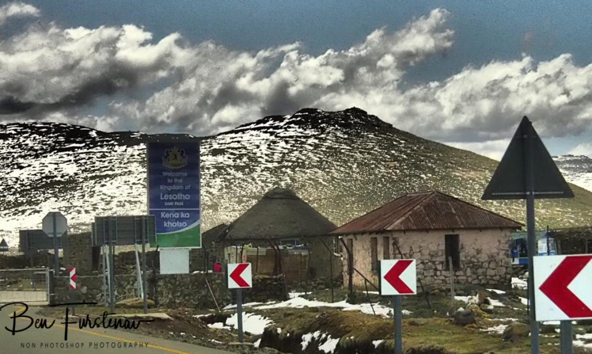 Lesotho Border patrol