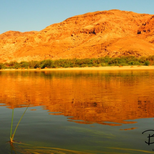 Orange River reflections