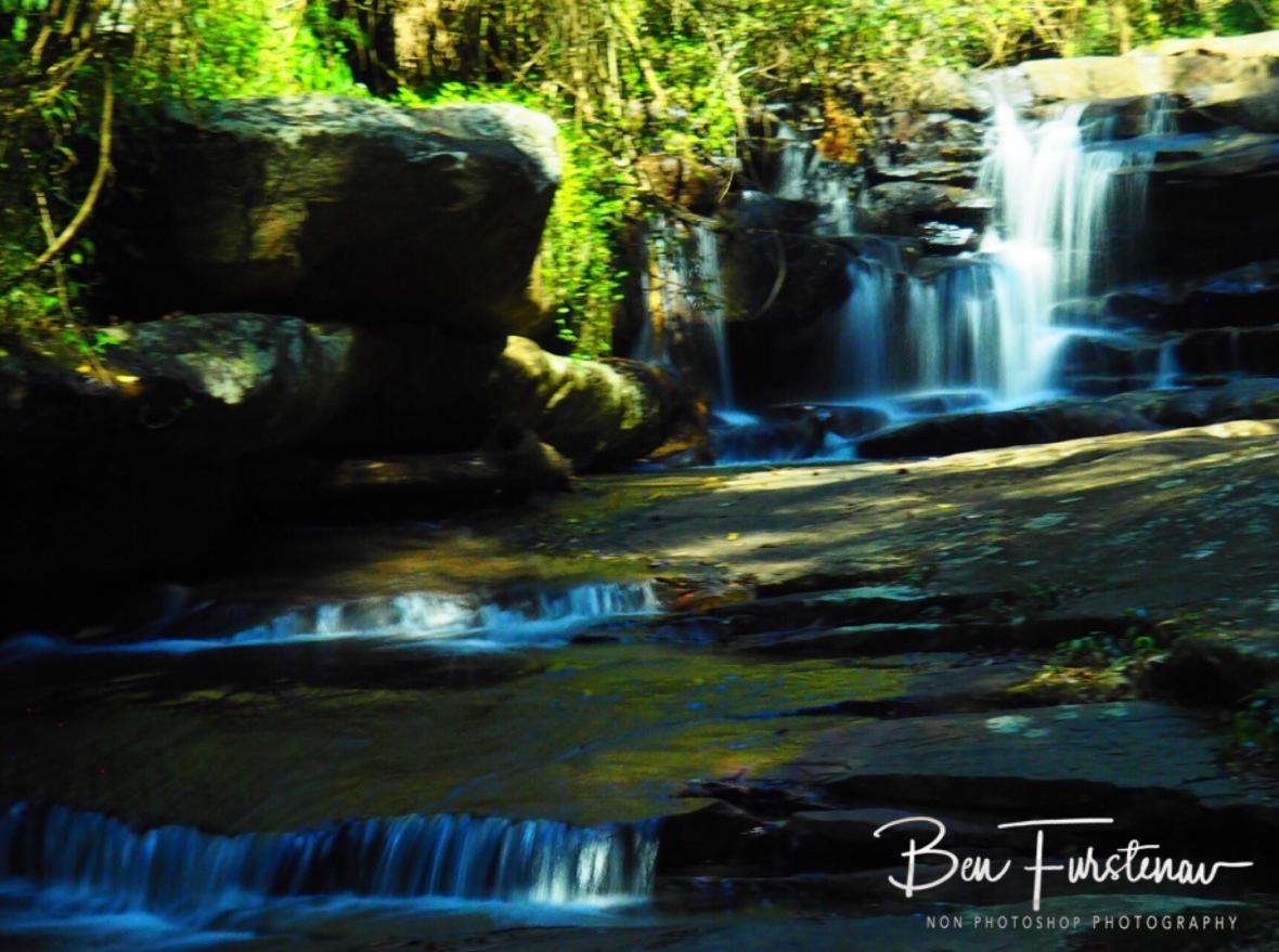 Surburban cascades