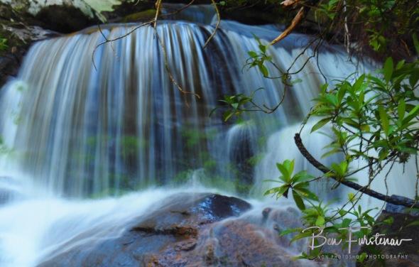 Glass curtain Waterfall