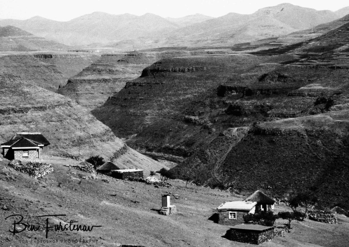 Arid highlands, Lesotho