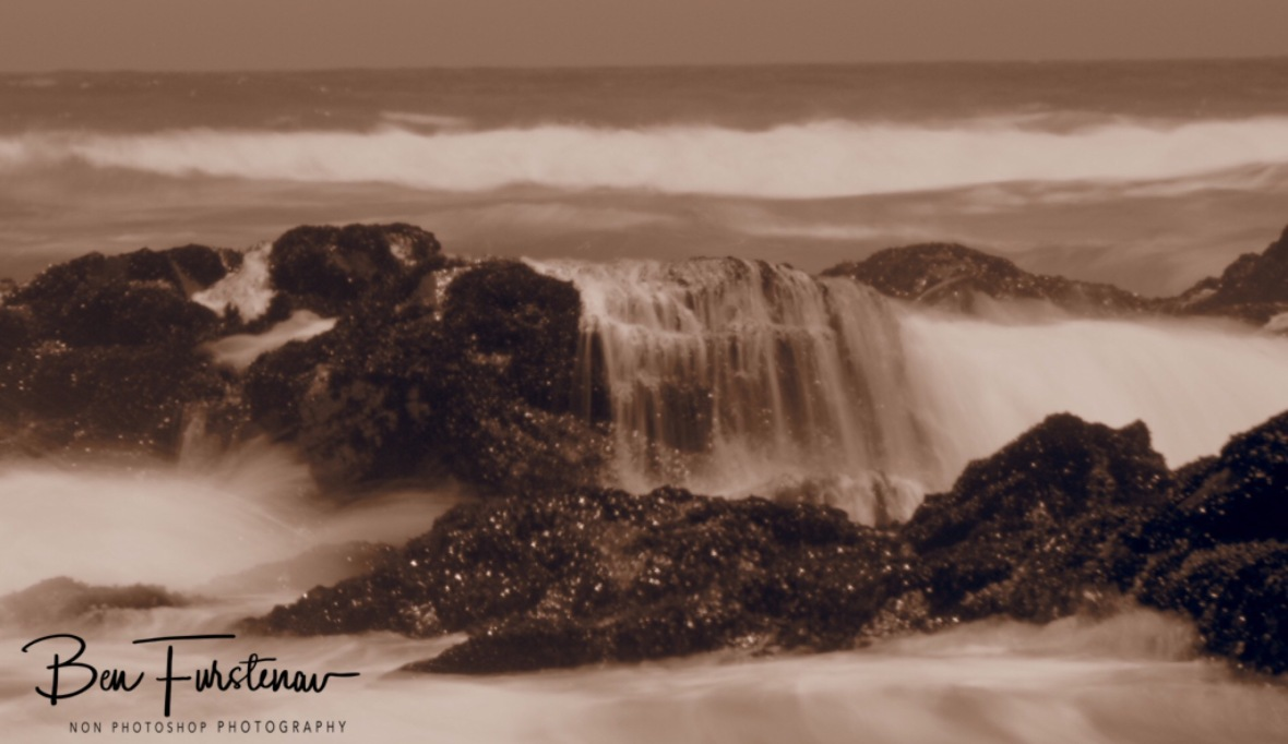 Rough swell, Namaqua National Park