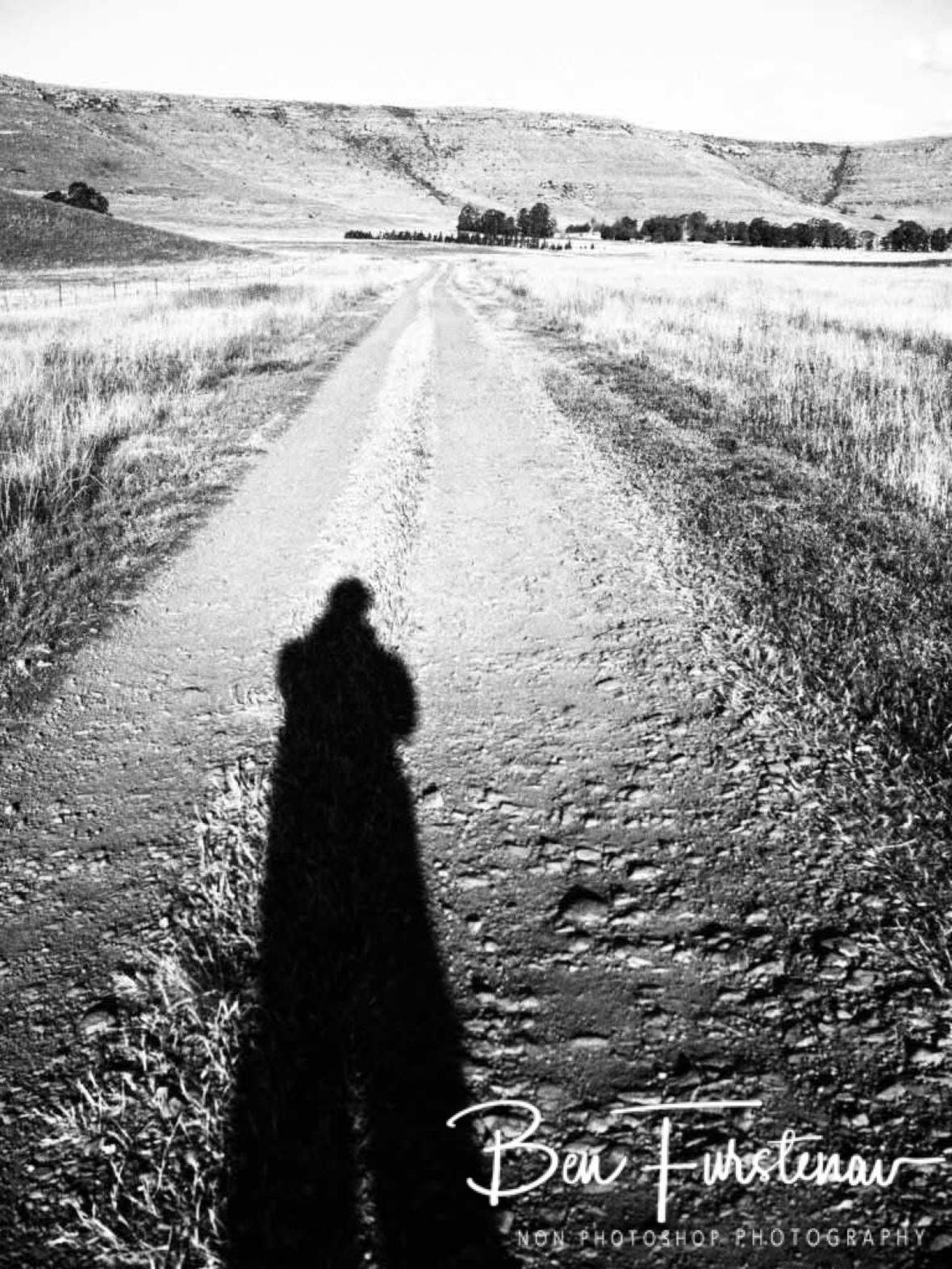 Shadows on the track, Maarmanshoek