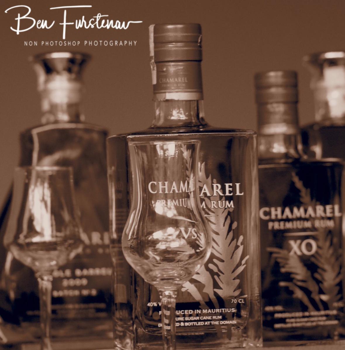 Classy but expensive rhum, Rhumerie de Charmarel.