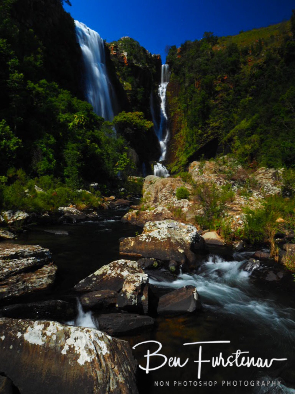 Incredible Lisbon Falls, Mpumalanga