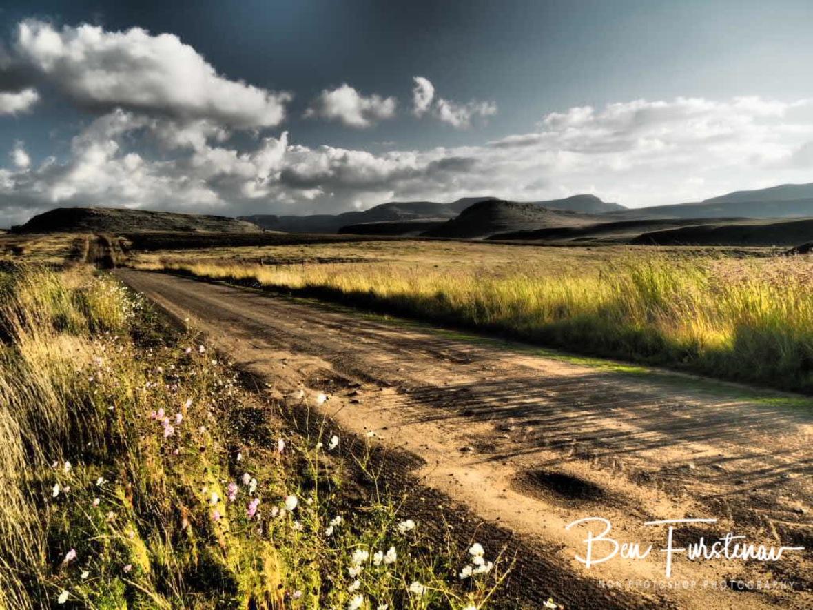 Dirt tracks through the Free State, Maarmanshoek