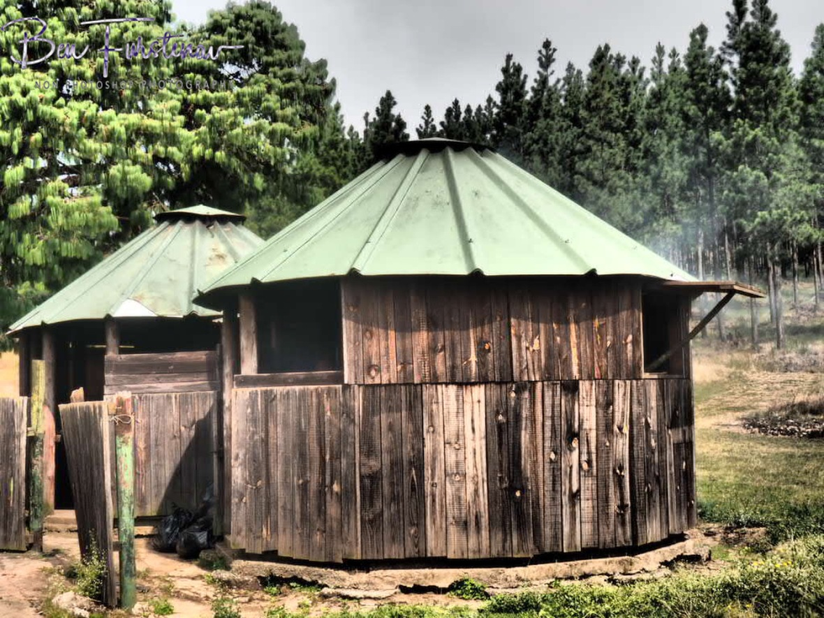 Hiking huts at Hartbeesvlatke, Sabie