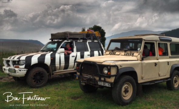 The lover and the Cruiser, Sabie