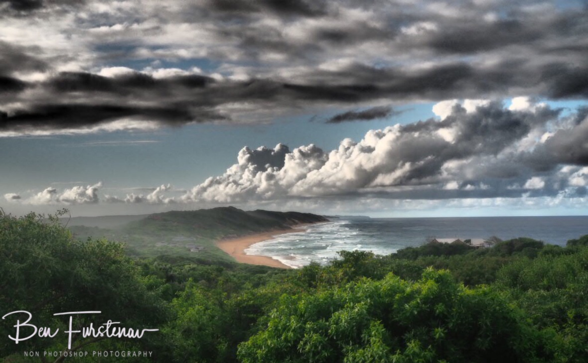 Dramatic everlasting view from Daniel's home, Machangulo Peninsula