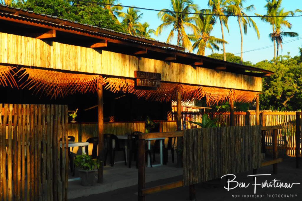 Tropical Restaurant, Inhaca Island