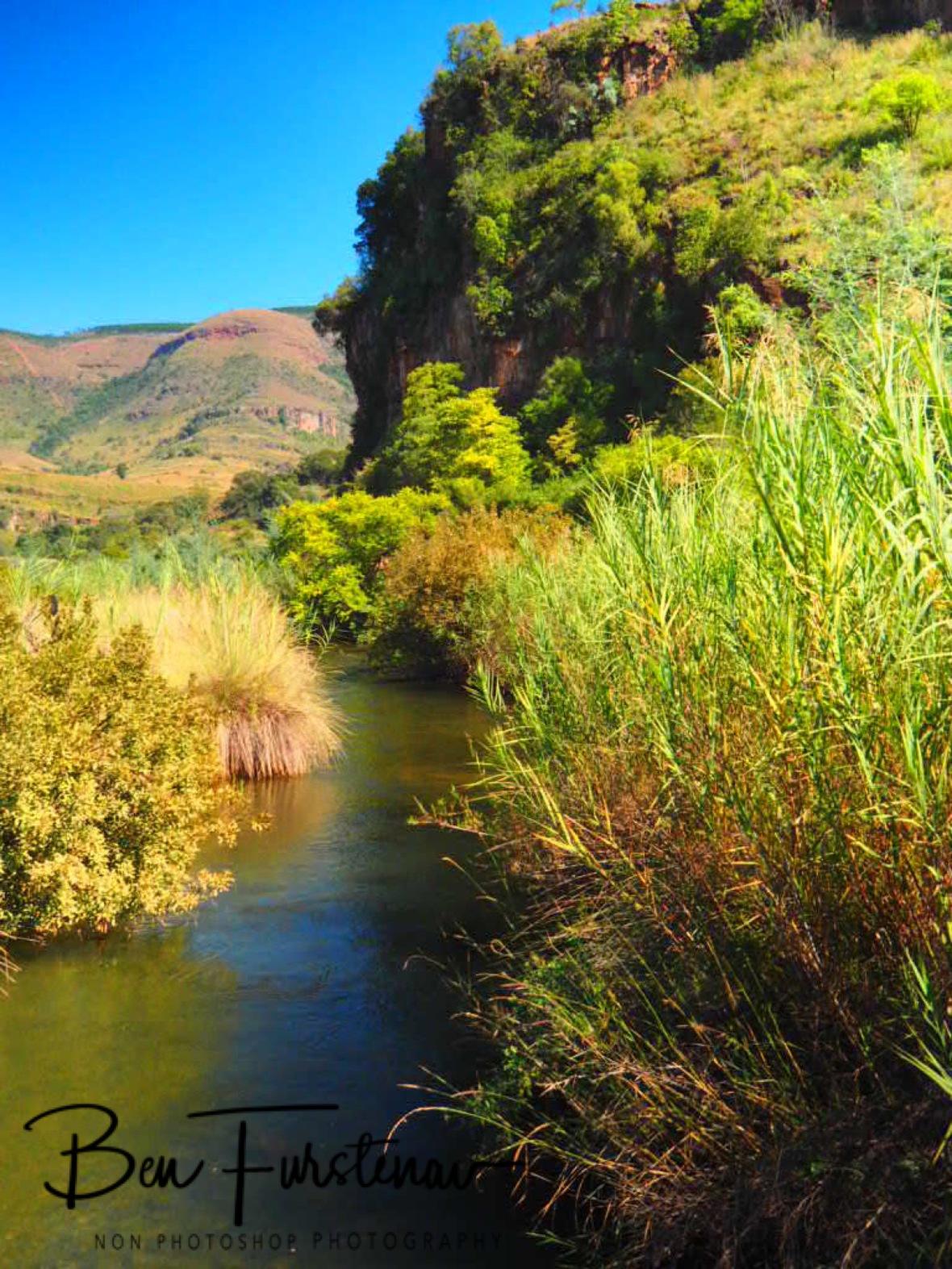 Stunning scenery, Northern Drakenberg