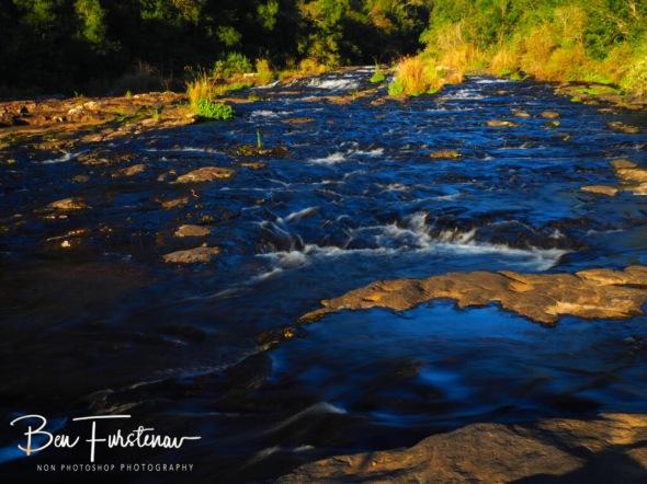 Forest Falls creek cascades, Sabie