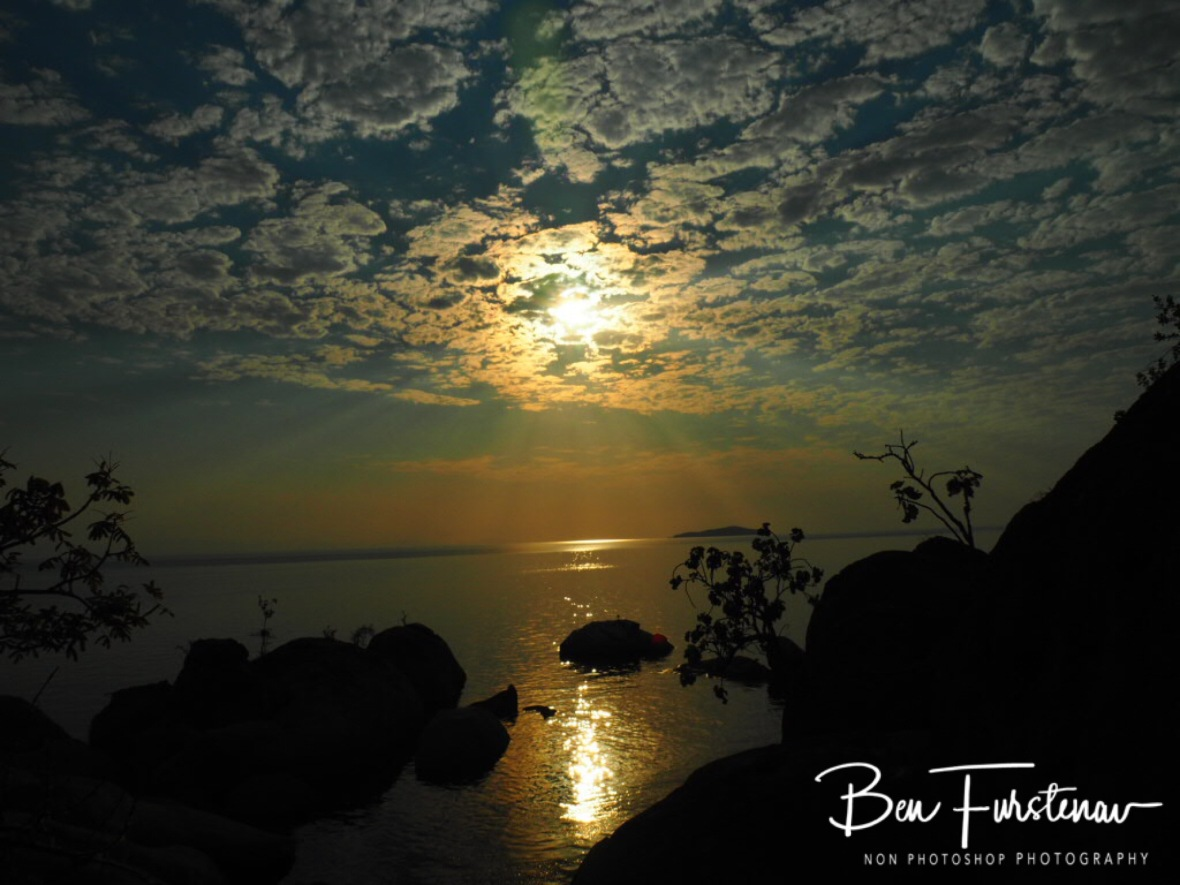 Simply stunning at Otter Point, Cape MaClear, Lake Malawi, Malawi