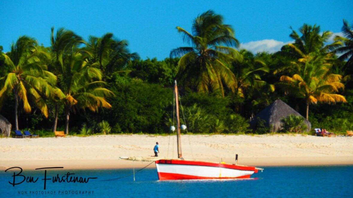 Tropical island life, Benguerra Island, Vilankulo