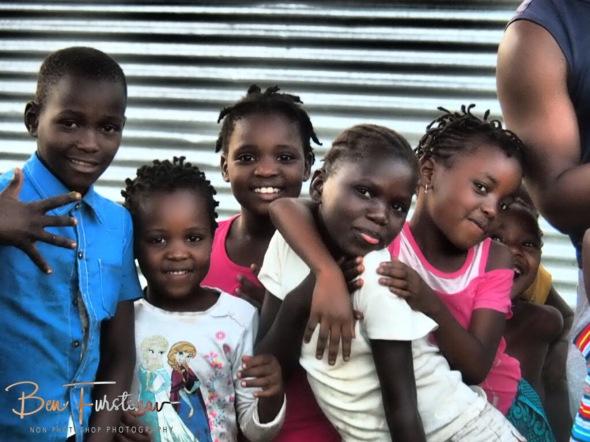 Cool kids from the neighbourhood, Inhambane, Mozambique