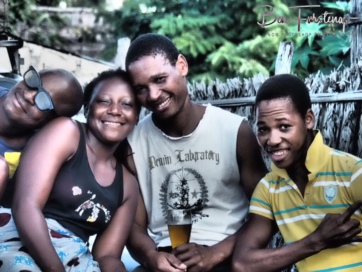 Good friends, Inhambane, Mozambique