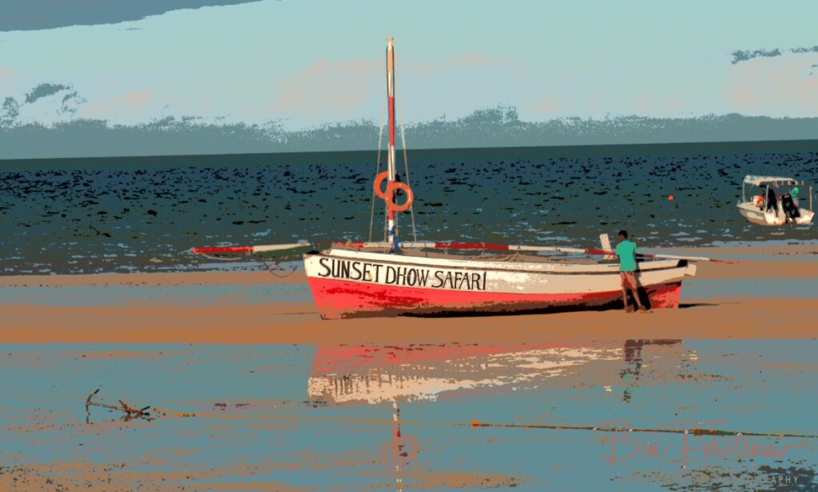 Dhow safaris to drift away in any direction, Vilankulo, Mozambique