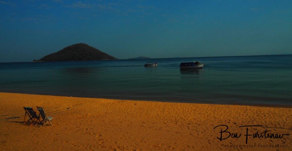 Idyllic getaway at Cape MaClear, Lake Malawi, Malawi