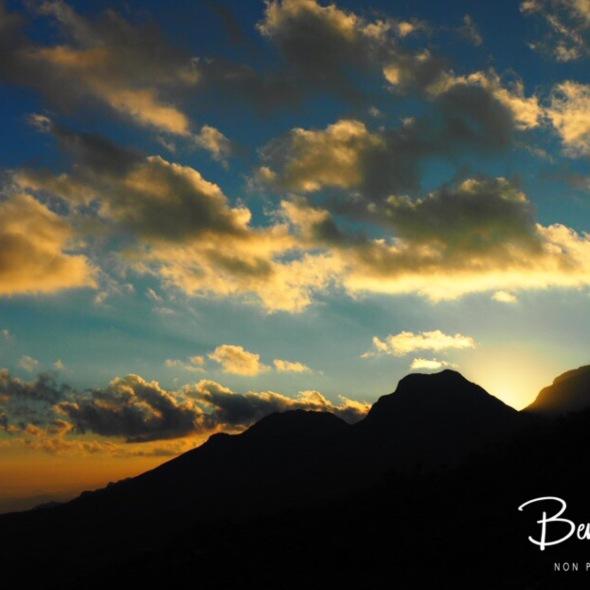 Another's captivating morning at Mulanje Mountains, Malawi