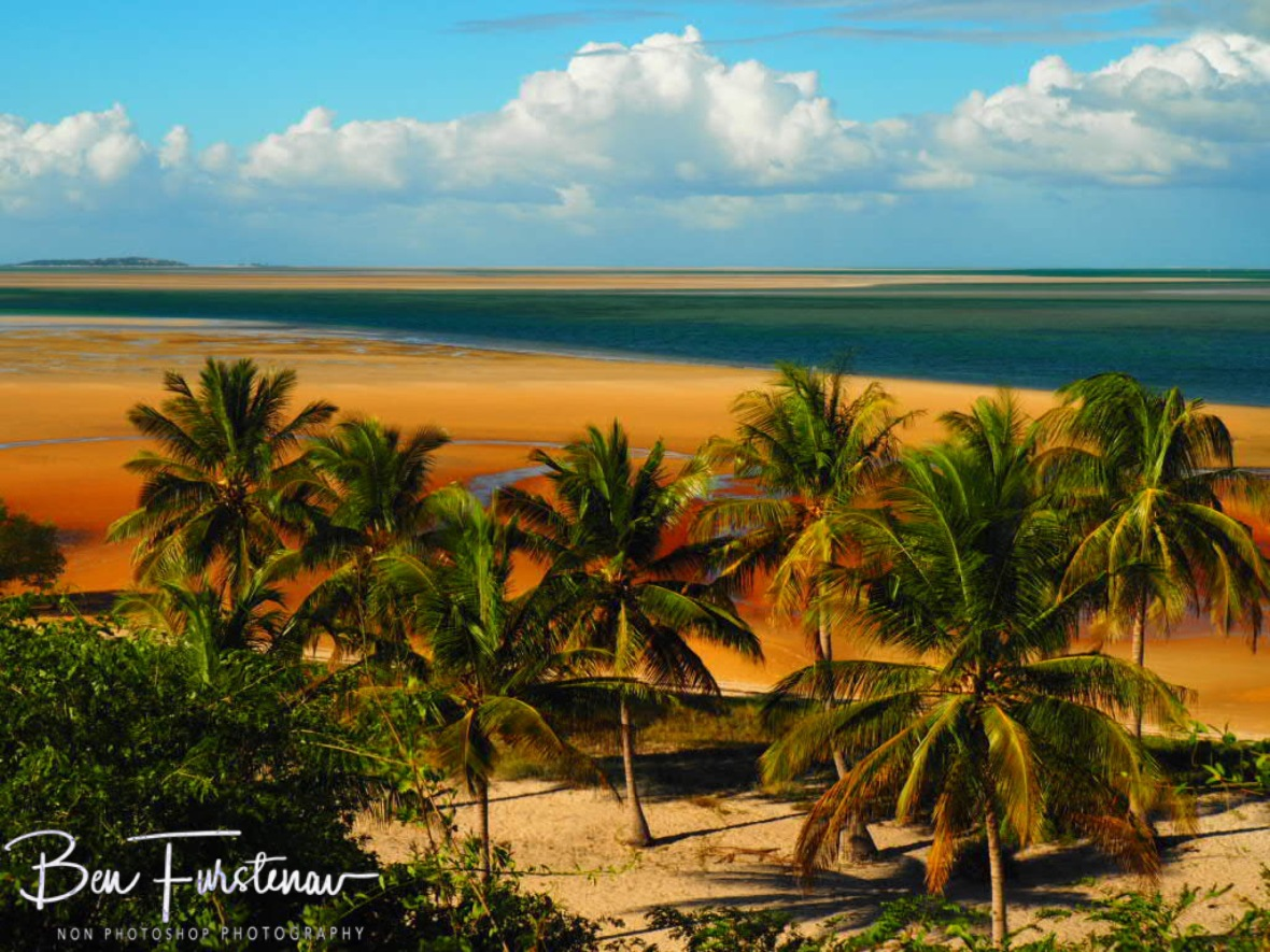 Palmy overview, Vilankulo, Mozambique