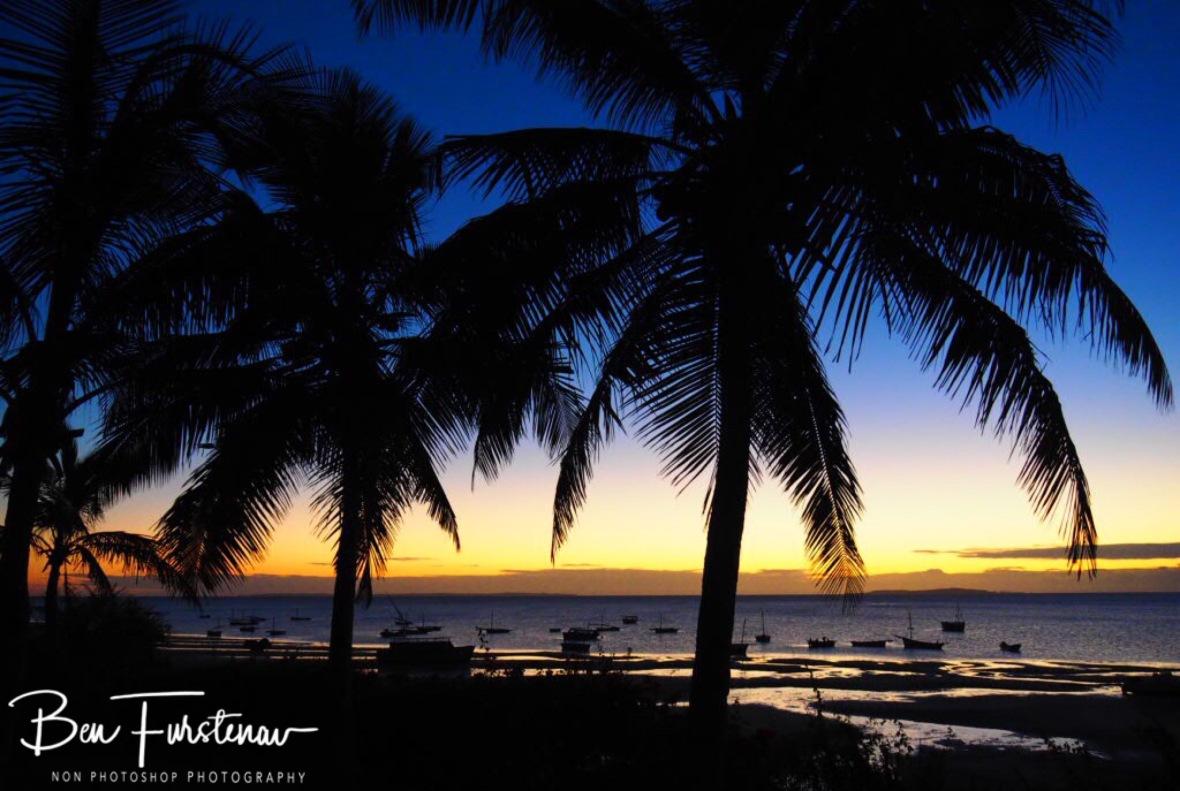 Early morning glory, Vilankulo, Mozambique
