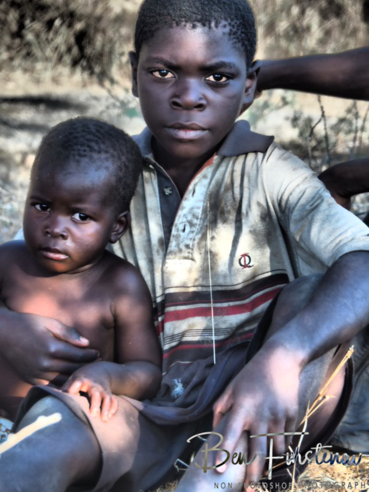 Brothers in arms, Mwanza Region, Malawi