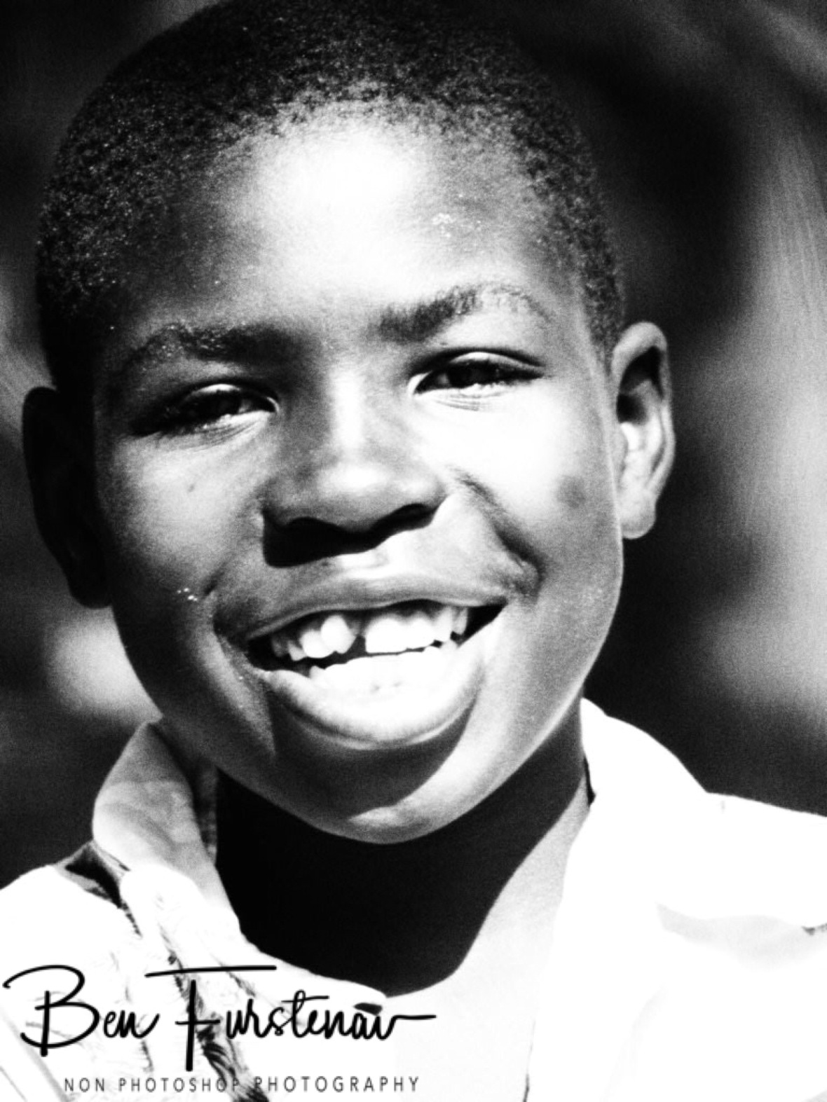 Happy boy, Vilankulo, Mozambique