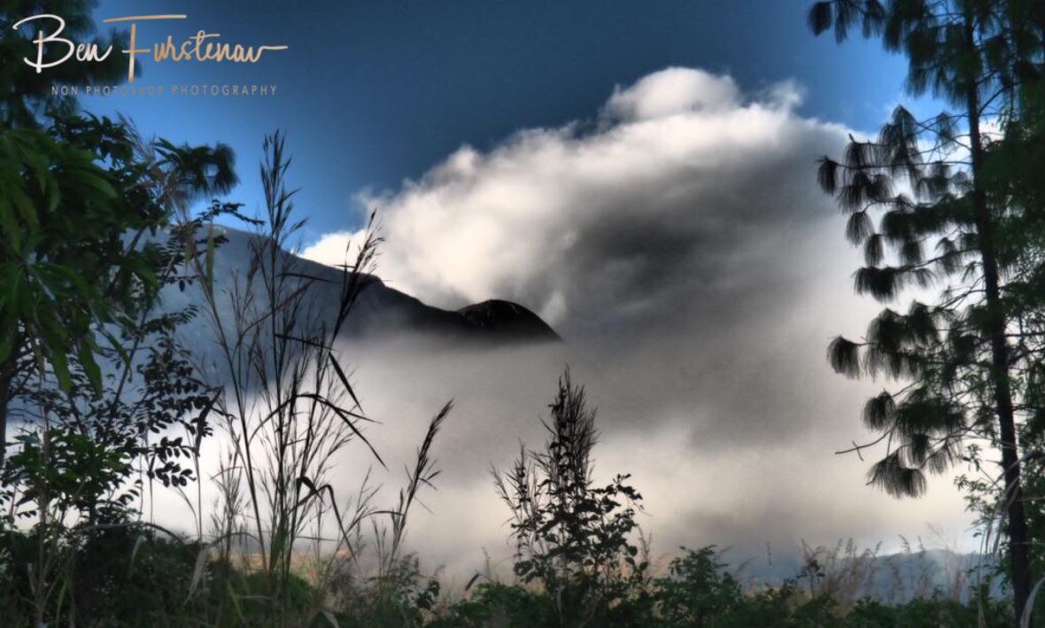 'Isles of the sky', Mulanje Mountains, Malawi