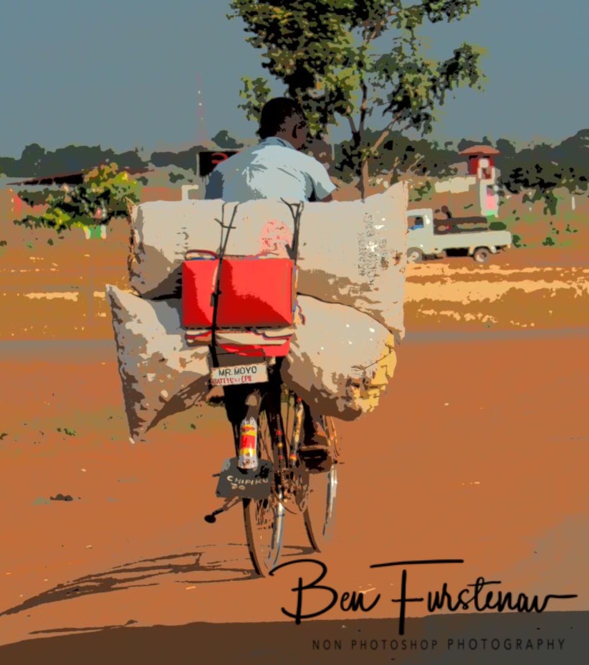 He hasn't lost his moyo, Lilongwe, Malawi
