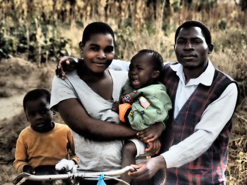 Family transport, Northern Region, Malawi