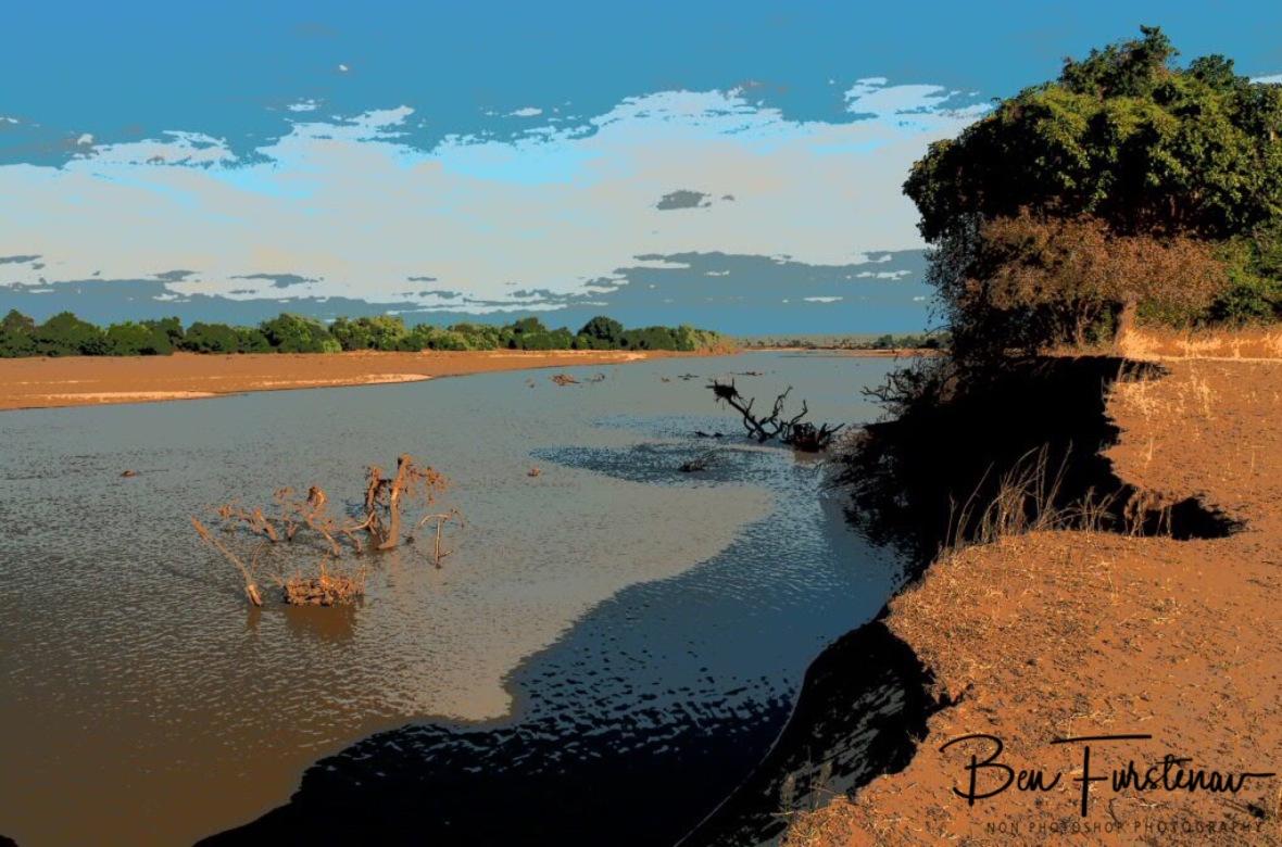 Southern Luangwa River, Zambia