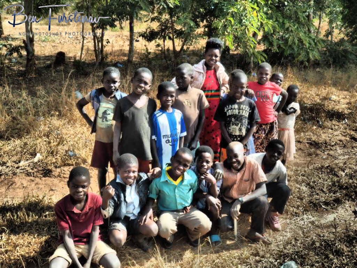 The girls joined, Lilongwe Region, Malawi
