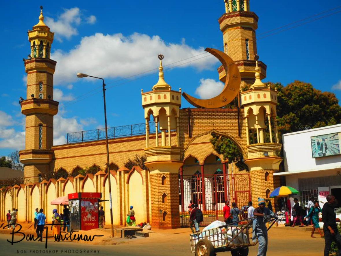 Mosque in Lilongwe, Malawi