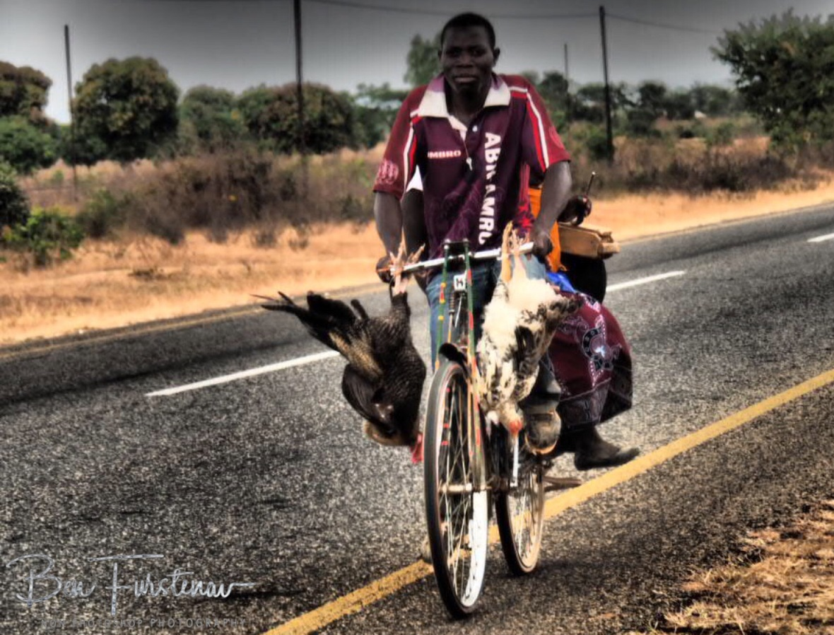 Riding to a picnic spot?, Lilongwe Region, Malawi