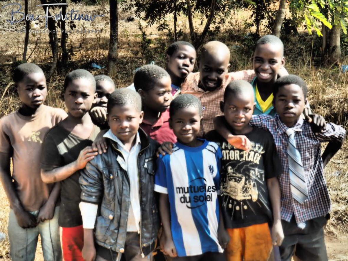 Football team?, Lilongwe Region, Malawi