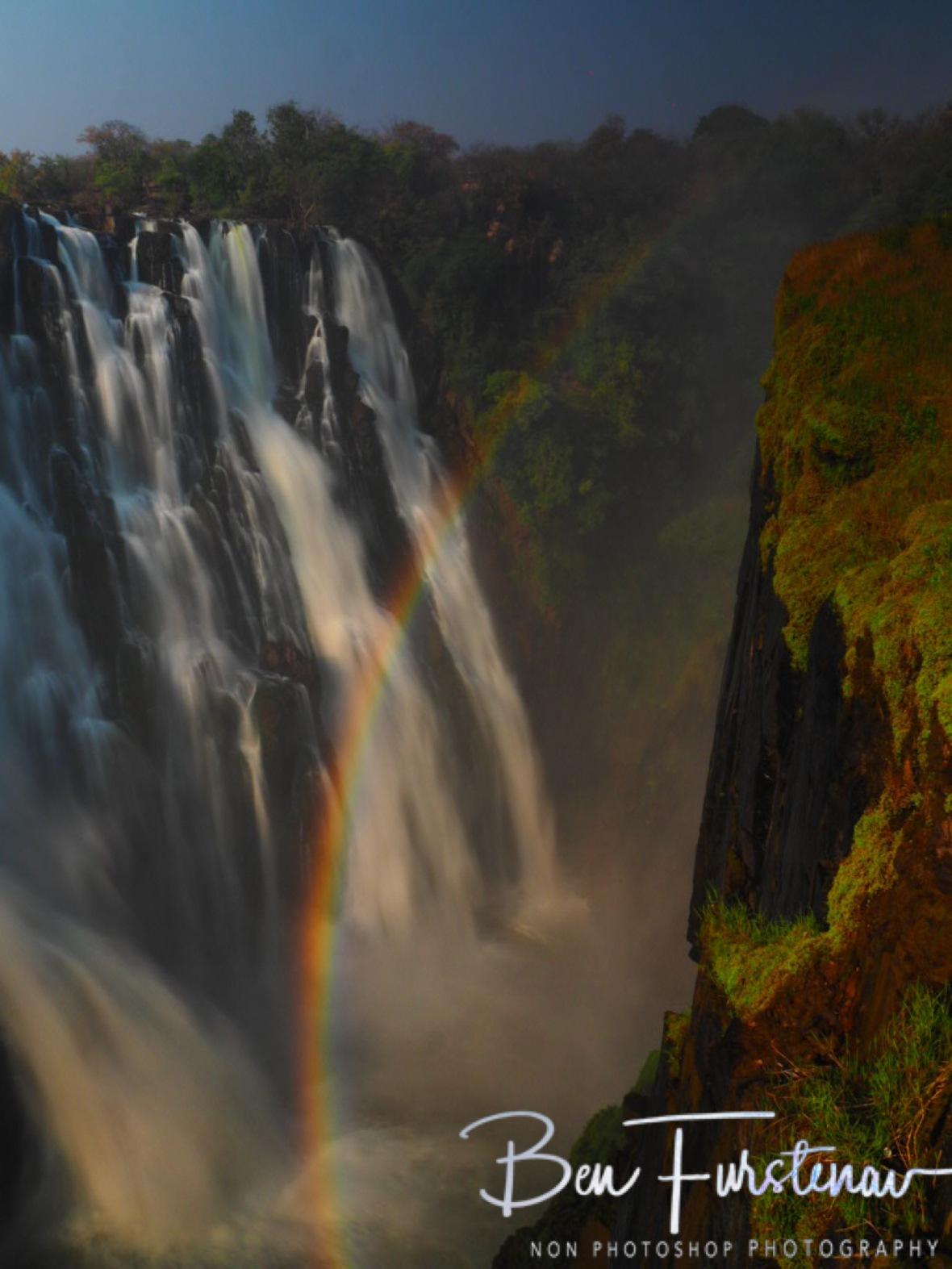 Rainbow Victoria Falls, Zambia