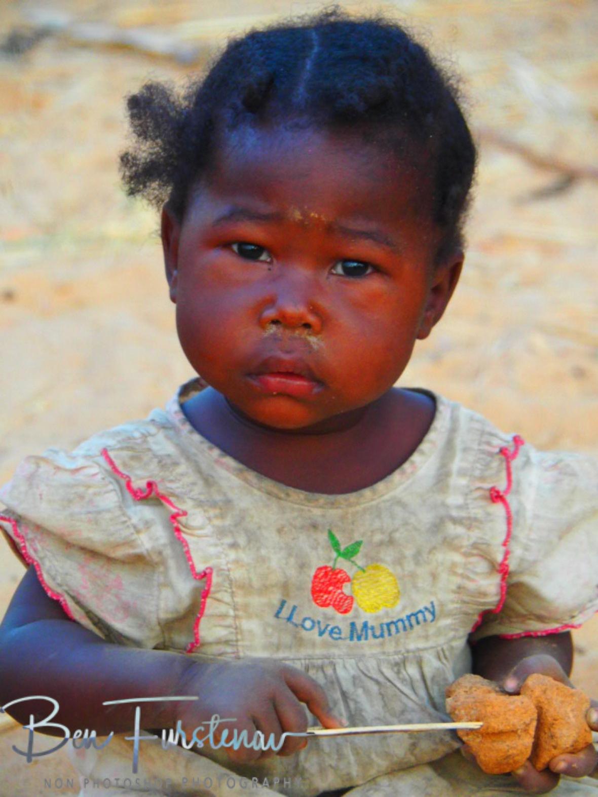 She loves Mummy, Lukulu, Zambia