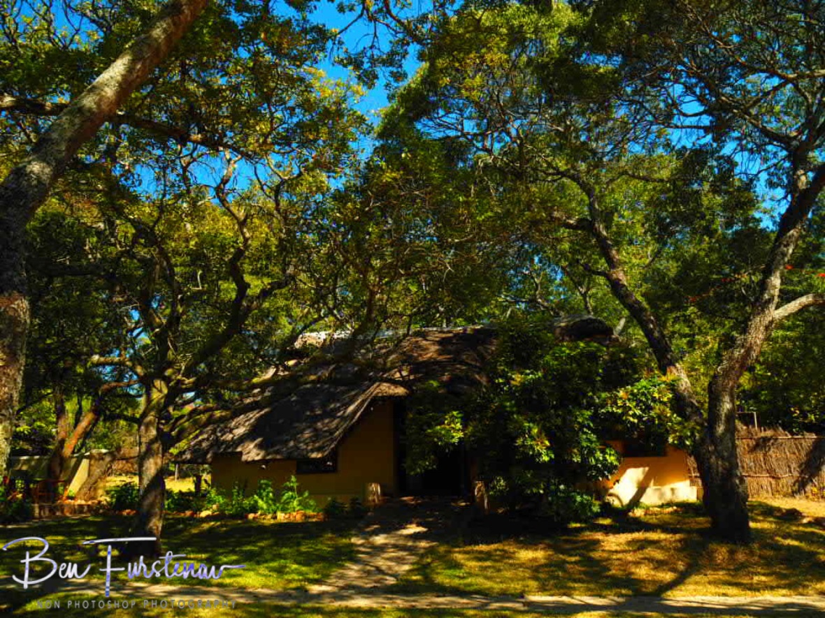 Chalet with disabled access at Pioneer Camp, Lusaka, Zambia