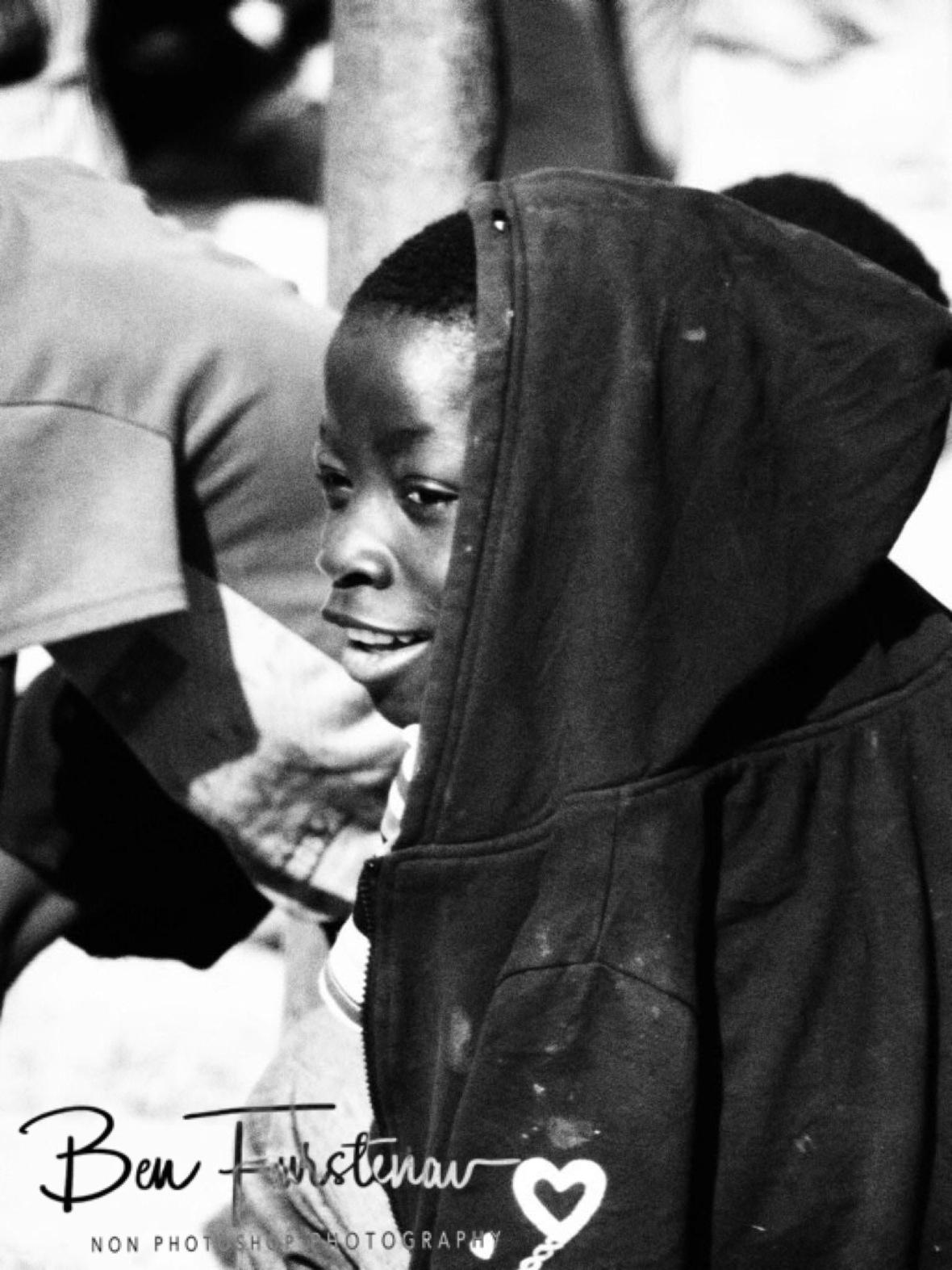 Boys in the hood, Lukulu, Zambia