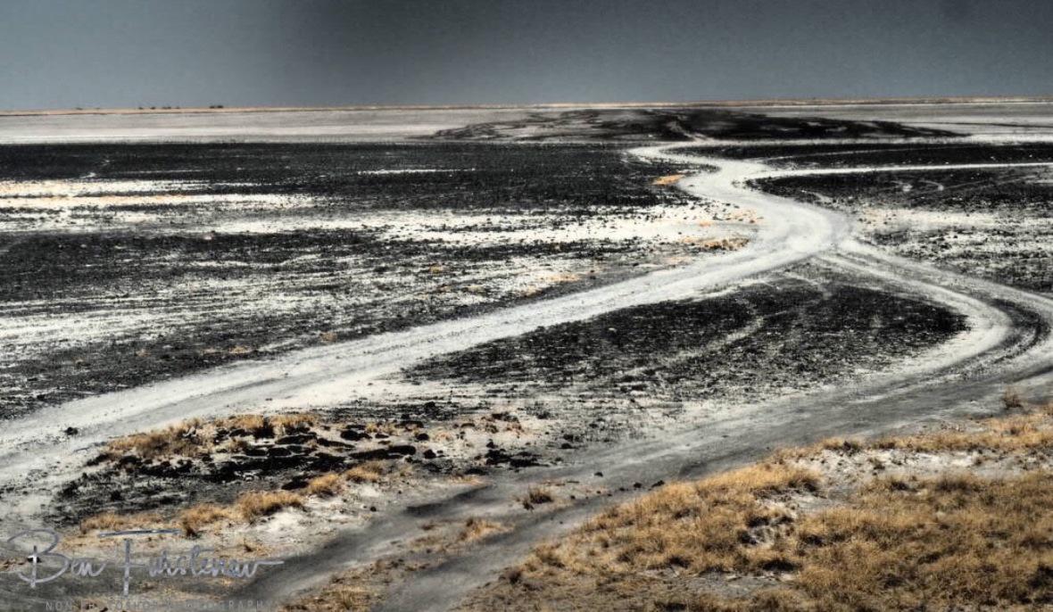 Botswana, Makgadikgadi Salt Pans