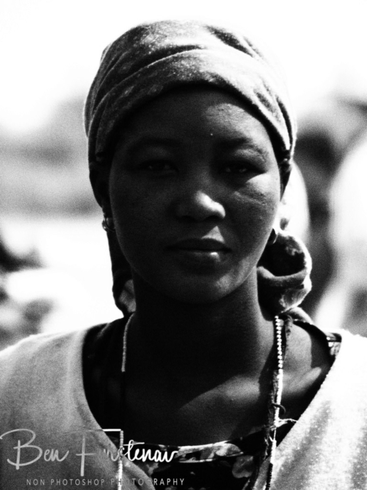 Refugees of past times, Kalahari desert, Botswana