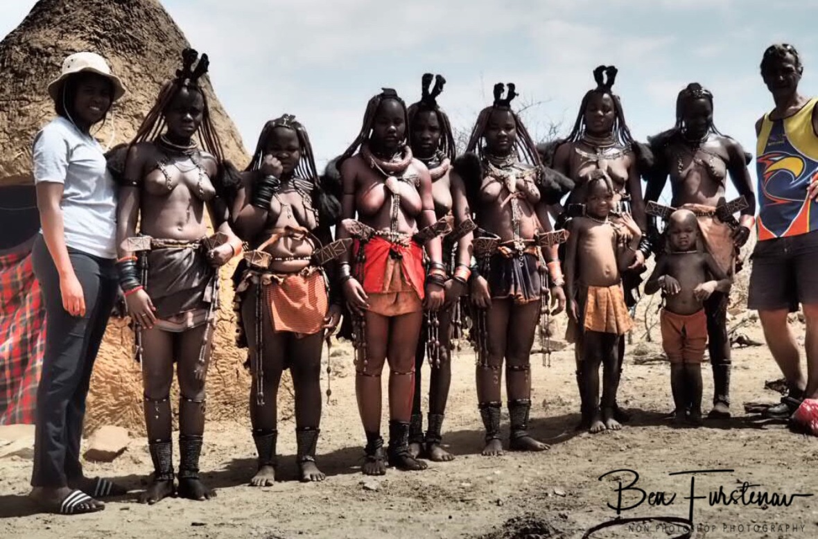All Namibian photo, Omusaona Himba Village, Kamanjab, Namibia