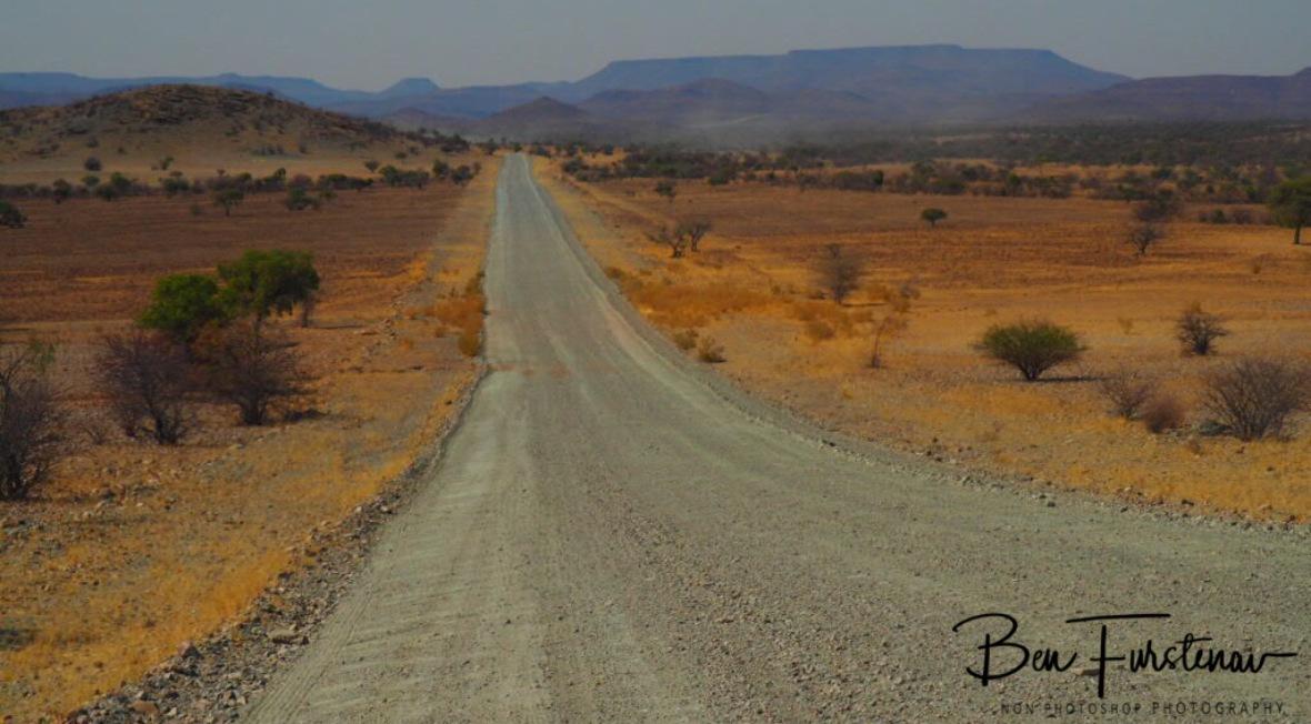 Desert Mountains, Groote Berge,Kaokoveld, Namibia