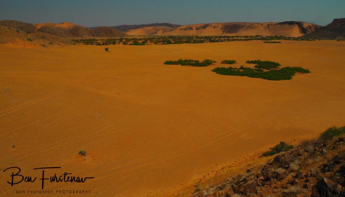 Vast view, Damaraland, Namibia