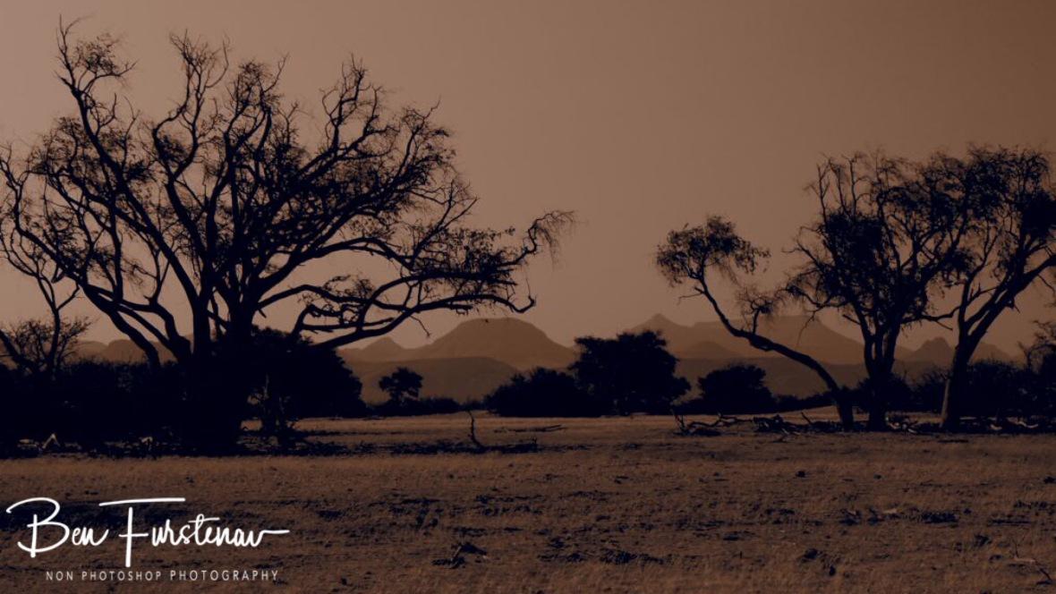 Impressive surroundings, Damaraland, Namibia