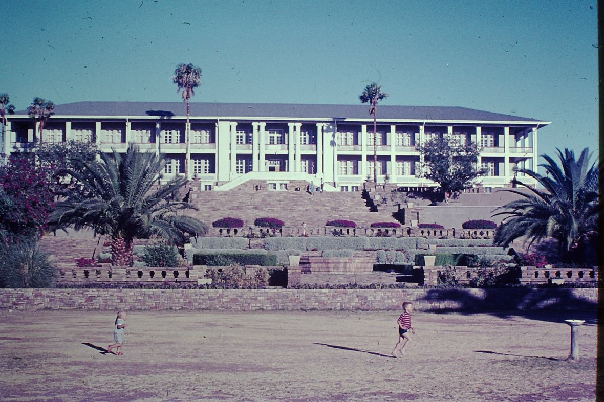 Tintenpalast in Windhoek, Namibia